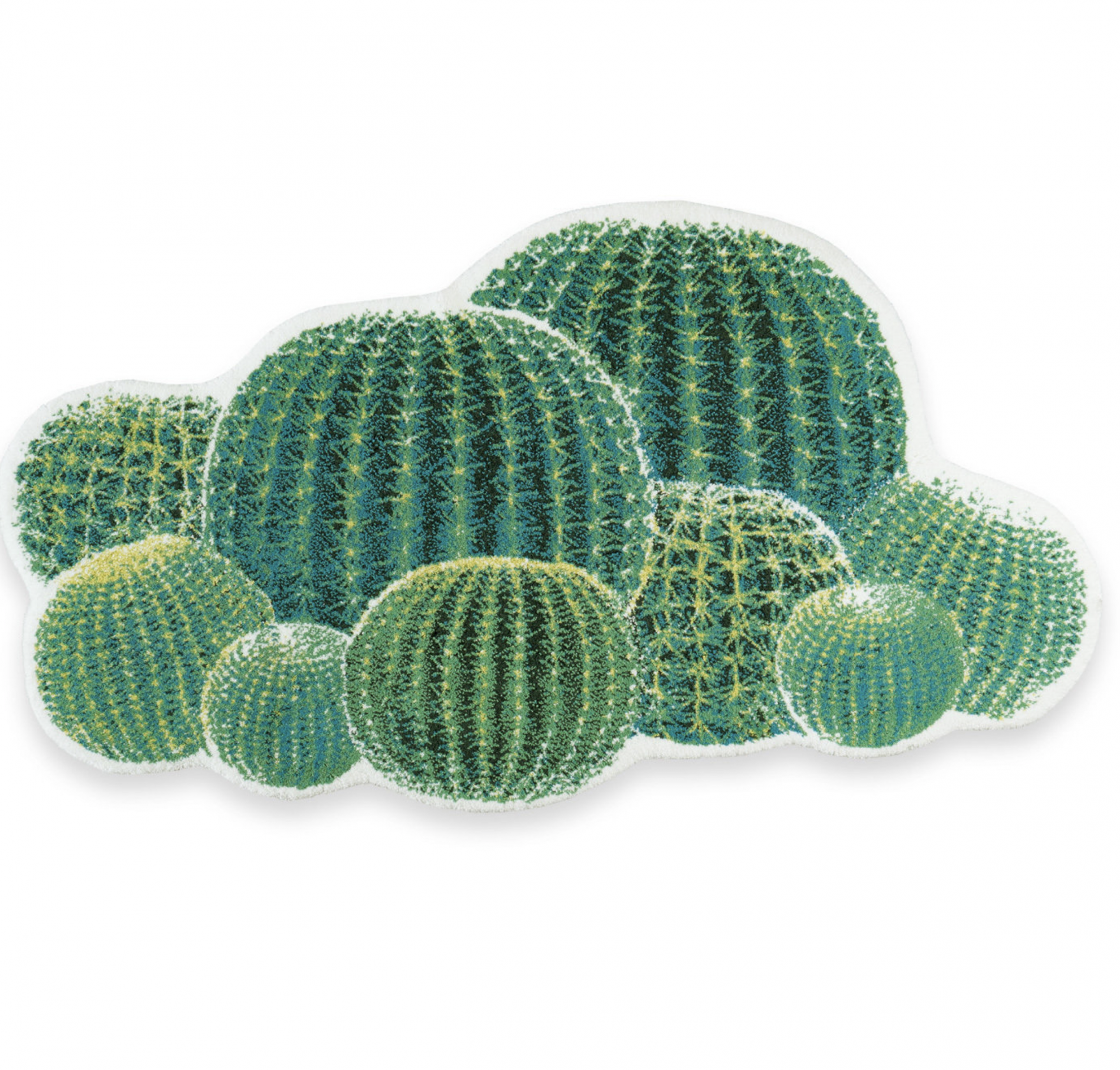 Abyss & Habidecor - Tappeto bagno Cactus 90x140